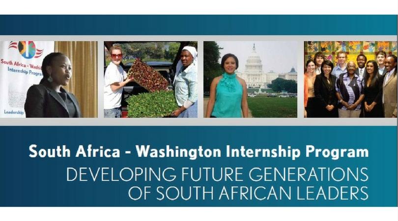 South Africa-Washington International Program 2018 (Fully-funded to Washington D.C., USA)