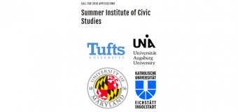 Apply for the Summer Institute of Civic Studies 2018 in Germany (Fully-funded)