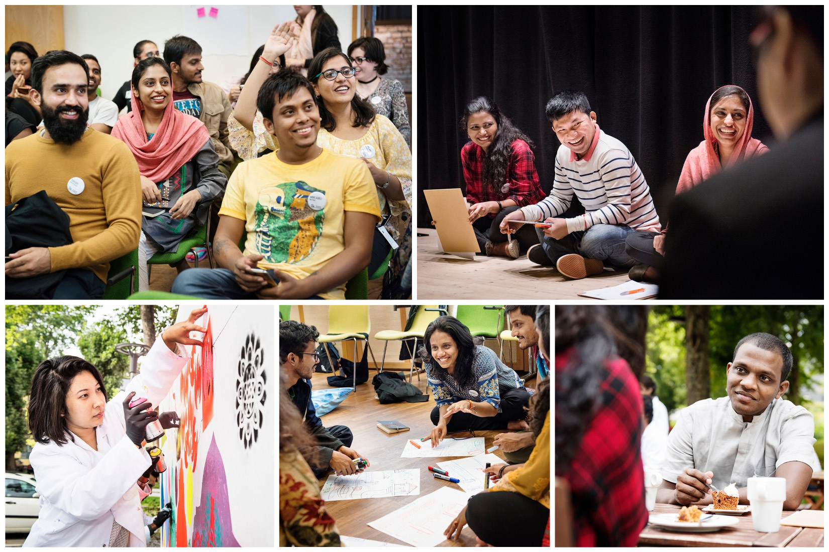 Swedish Institute's Young Connectors of the Future Programme 2018