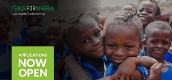 Teach For Nigeria Fellowship Programme 2019 (Fully-funded)