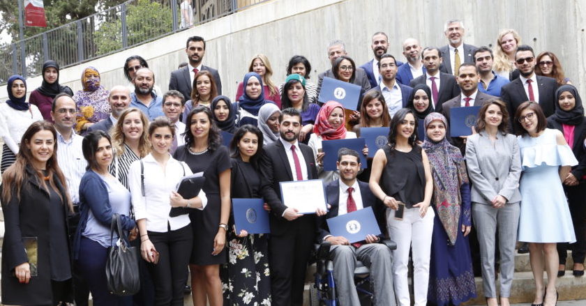 2018 US-MEPI Leaders for Democracy Fellowship (LDF) Program for Young Professionals from MENA Region