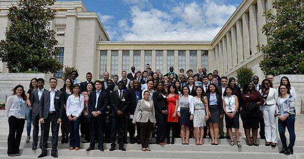 United Nations Information Service's Graduate Study Programme 2018 – Geneva, Switzerland
