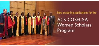 ACS-COSECSA Women Scholars Program 2018 for Surgeons in Sub-Saharan Africa
