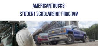 AmericanTrucks Student Scholarship Program 2018
