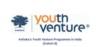 Ashoka India's Youth Venture Programme 2018 (Fully-funded)