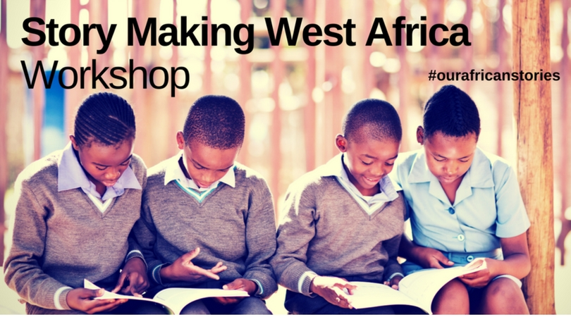 British Council Story Making West Africa Workshop 2018 (Fully funded to Abuja, Nigeria)