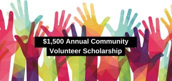 Dealhack Community Volunteer Scholarship 2018 (Win $1,500)