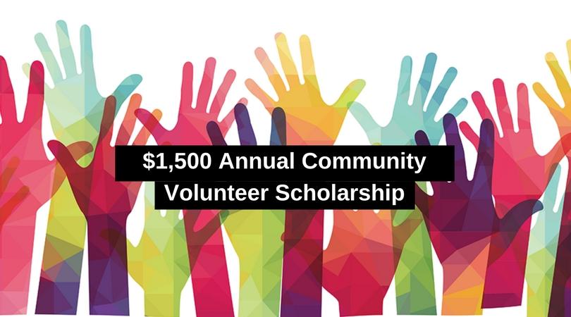 Dealhack Community Volunteer Scholarship 2018 (Win $1,500)