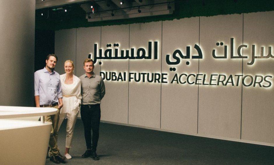 Dubai Future Foundation Accelerators Program 2018 (Win a trip to Dubai and more)