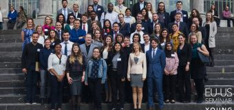 EU-US Young Leaders Seminar on the Future of Work 2018 (Fully-funded to Brussels)