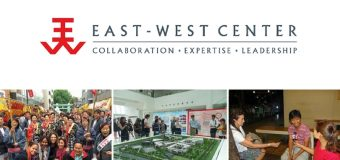 East-West Center Jefferson Fellowship Program 2018