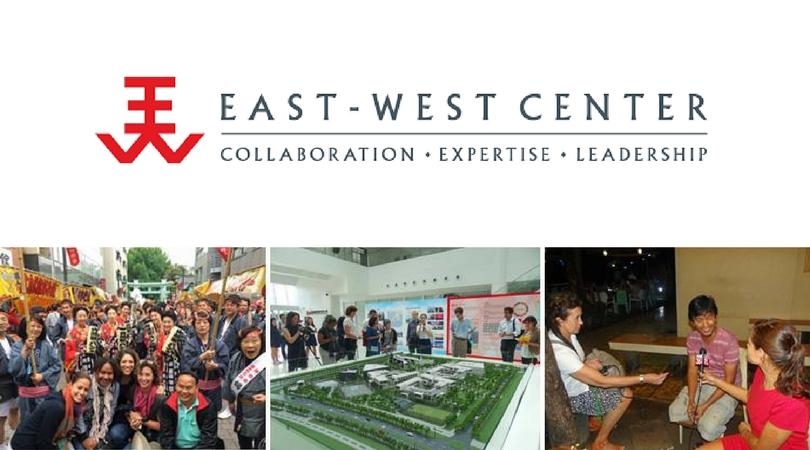 East-West Center Jefferson Fellowship Program 2018