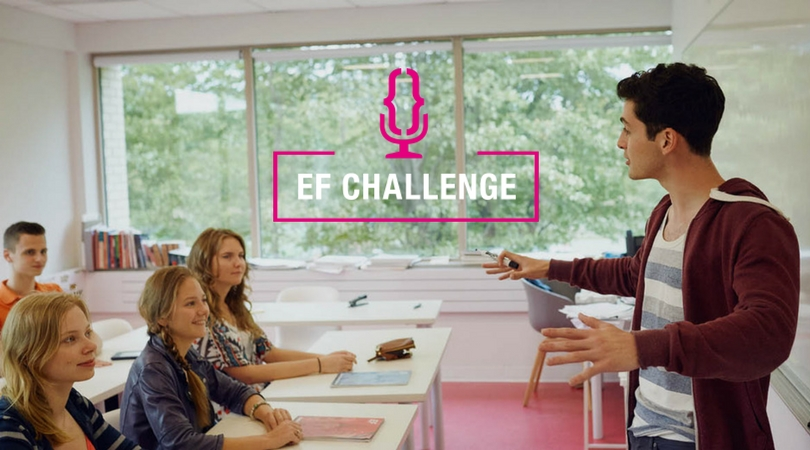 Education First International Speech Competition 2018 (Win a trip to the EF Youth Leadership Forum at the EF New York)
