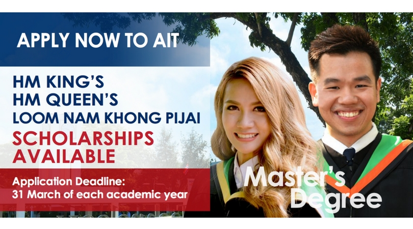 HM The King's Scholarships and HM The Queen's Scholarships for Asians 2018