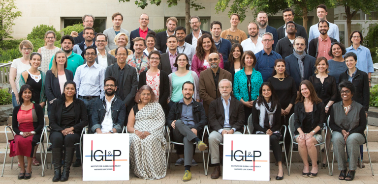 IGLP Residential Fellowship Program 2018-2019 at Harvard Law School