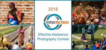 InterAction's Photo Contest 2018 (Up to $1,000 Prize)
