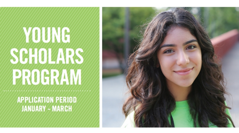 Jack Kent Cooke Foundation's Young Scholars Program 2018 for High School Students in the U.S.