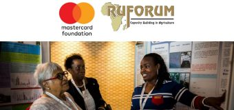 MasterCard Foundation at RUFORUM Scholarship Award 2018