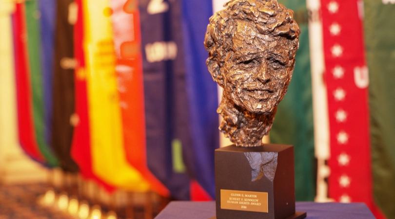 Robert F. Kennedy Human Rights Award 2018