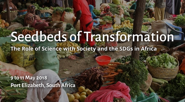 Travel Grant for African Innovators to attend Seedbeds of Transformation Conference in South Africa 2018