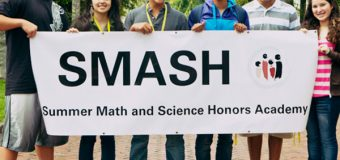 Apply: Summer Math and Science Honors Academy (SMASH) 2018 in USA
