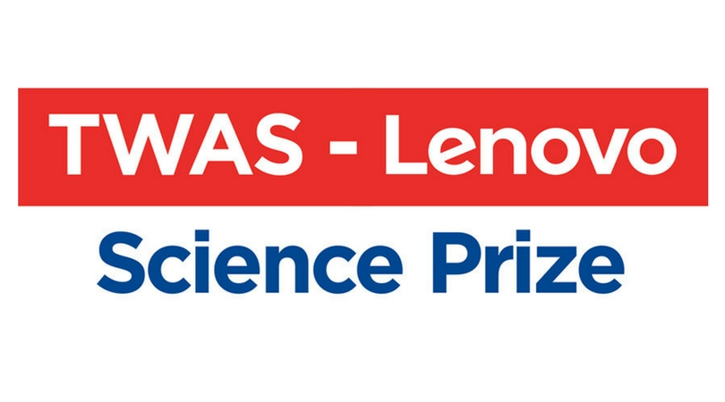 Call for Nominations: TWAS-Lenovo Science Prize 2018
