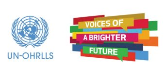 UN-OHRLLS 'Voices of A Brighter Future' Competition 2018 (Fully-funded to Lisbon, Portugal)