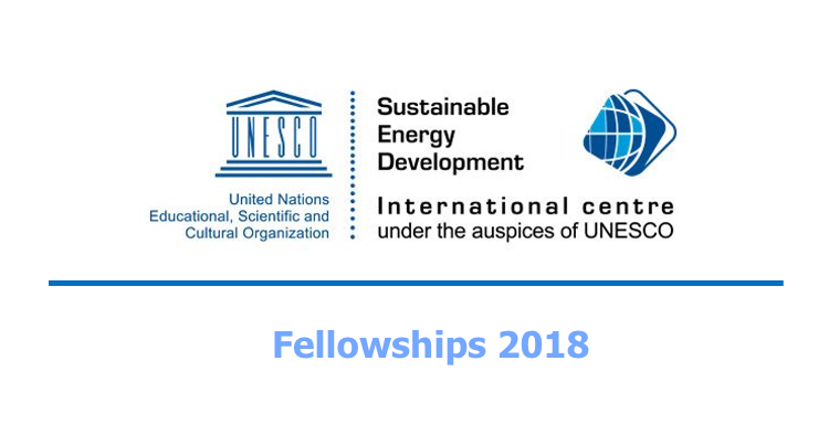 UNESCO/ISEDC Co-Sponsored Fellowships Programme 2018 (Fully-funded to Russia)