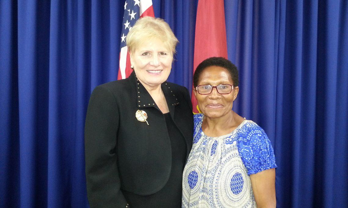 US Embassy Papua New Guinea Ambassador's Woman of Courage Award 2018