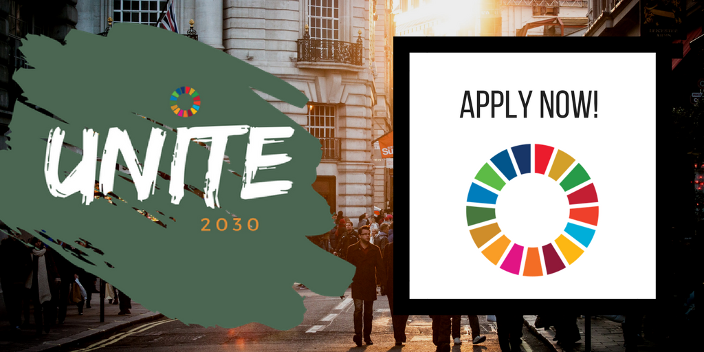 Calling Worldchangers: Apply for UNITE 2030 Hackathon Competition 2018