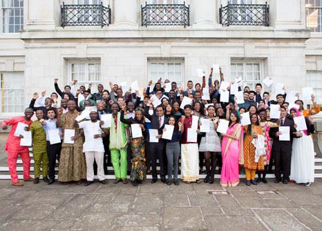 University of Nottingham – Foundation High Achiever Scholarship 2018 for African Scholars