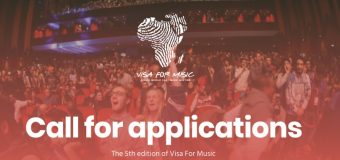 Visa For Music 2018 for artists from Africa & Middle East to attend Music Meeting in Morocco