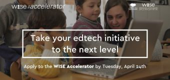 World Innovation Summit for Education (WISE) Accelerator Programme 2018-2019 (Fully-funded to Qatar)