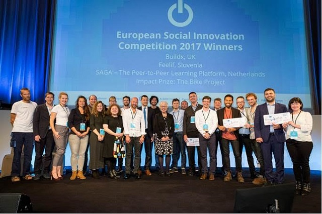 Win up to 50,000 Euros in the European Social Innovation Tournament 2018