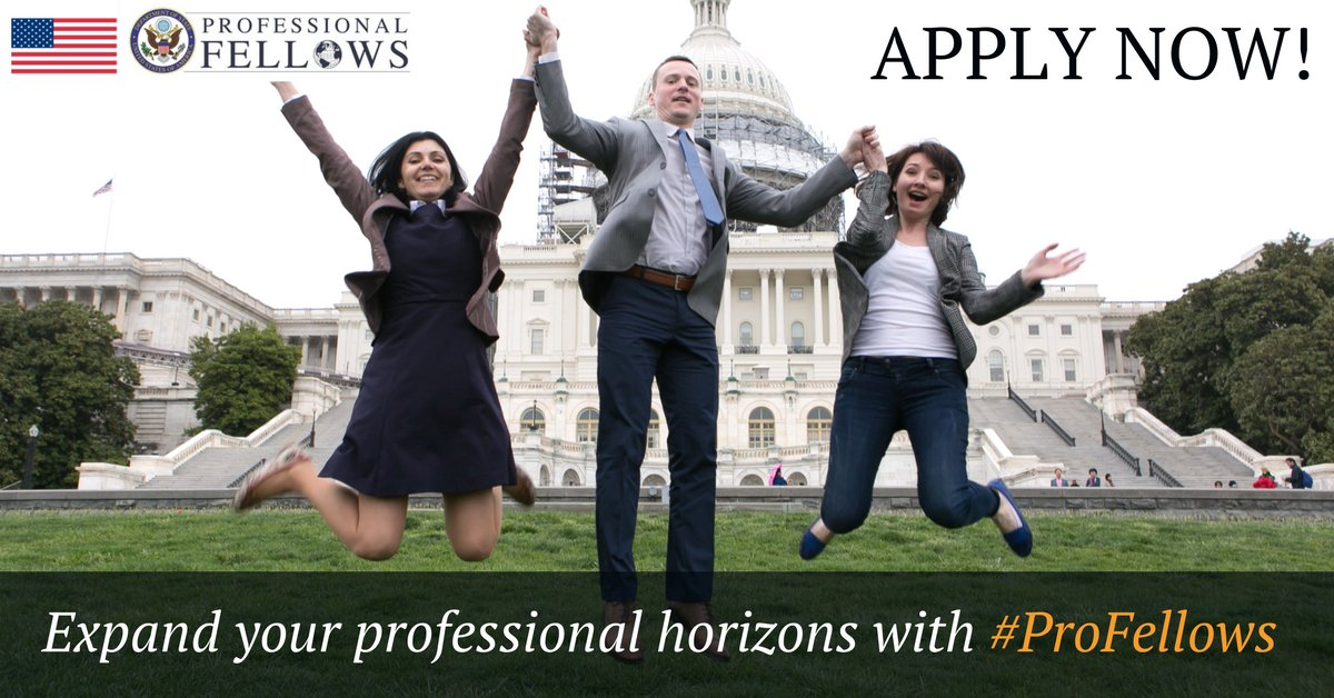 YSEALI Professional Fellows Program 2018 (Fully-funded to the United States)