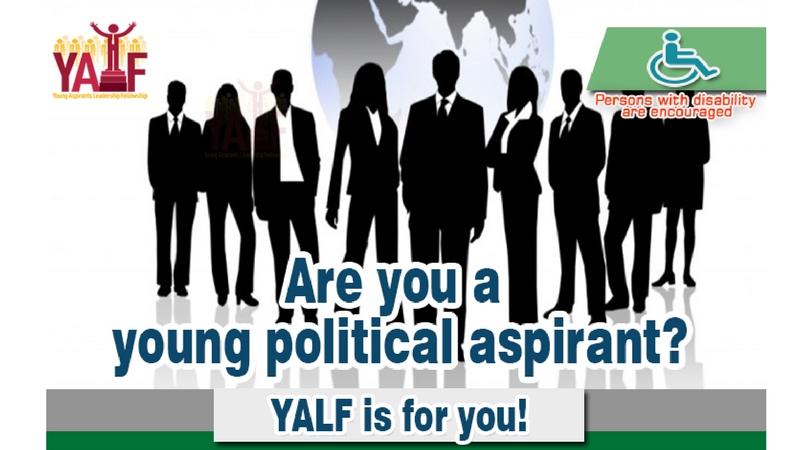 Apply: Young Aspirants Leadership Fellowship (YALF) for Nigerians 2018