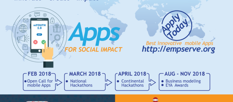 Empserve Kenya's mYouth2.0 Mobile Apps for Social Impact 2018 (Win fully-funded Trips & Online Coding Courses)