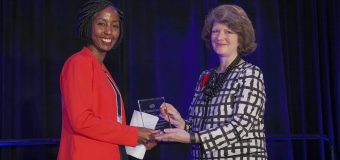 Andrew E. Rice Award 2018 for Leadership and Innovation by a Young Professional in Int'l Development