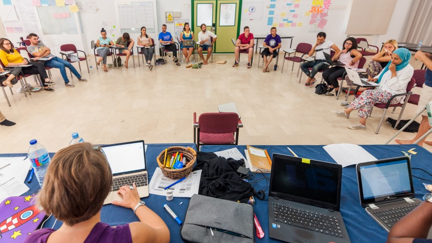 North-South Centre 8th Global Education Training Course for Youth Multipliers (Fully-funded to Portugal)