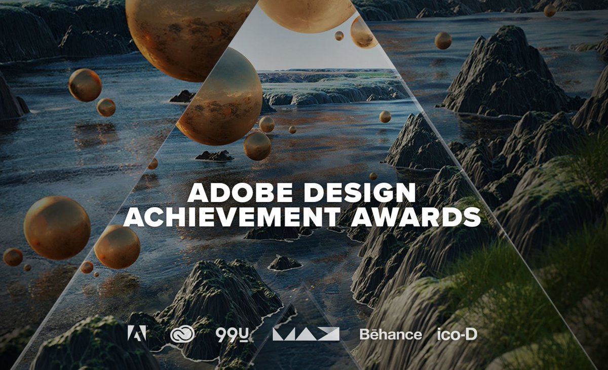 Adobe Design Achievement Awards 2018 (Win a trip to Los Angeles & attend Adobe Max)
