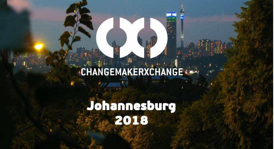 Ashoka ChangemakerXchange Summit in South Africa 2018 (Fully-funded)