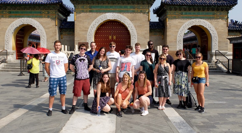 CEAIE Teach in China Program 2018 (fully-funded)
