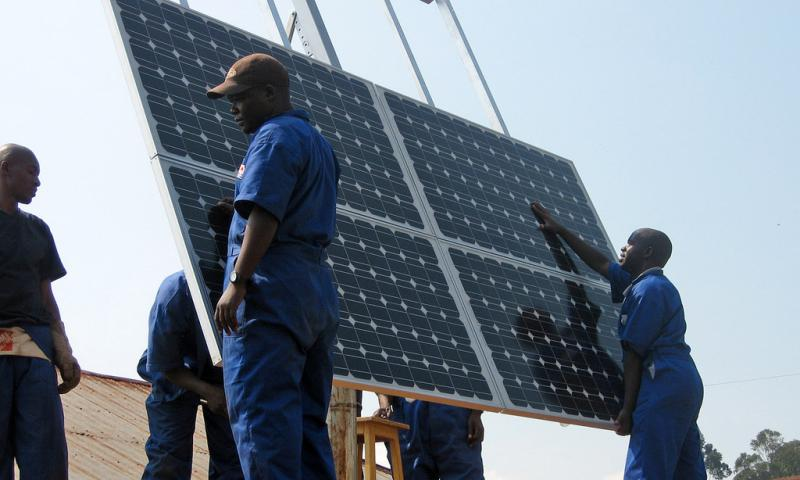 Call for Proposals for Climate & Clean Energy Projects in Sub-Saharan Africa and Asia