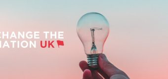 Change the Nation UK Award 2018 for Organisations in the United Kingdom