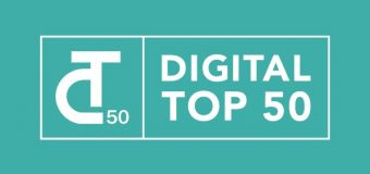 Digital Top 50 Awards 2018 for Europe's Top Tech Startups & Scaleups