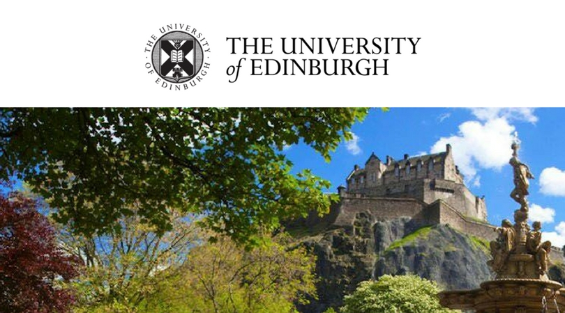 Edinburgh Global Online Learning Masters Scholarships 2020