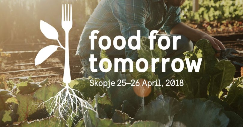 Swedish Institute's Food for Tomorrow Innovation Challenge 2018 in Skopje