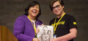 Ginetta Sagan Award 2018 for Women Human Rights Defenders ($20,000 Prize)