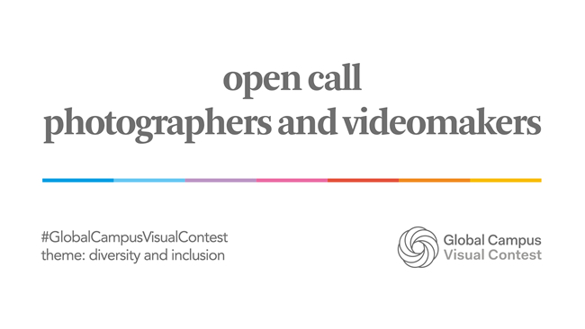 4th Global Campus Visual Contest for Photographers and Video-makers