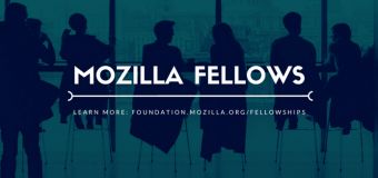 Mozilla Fellowships for Emerging Leaders 2018/19 (fully-funded)